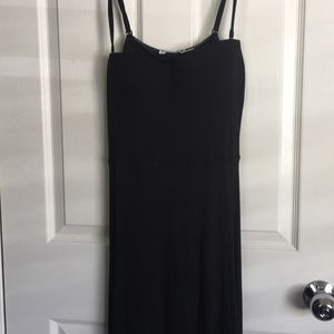 Calvin Klein black dress size medium
